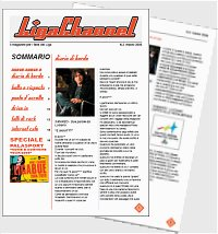 LigaChannel Magazine - il num. 1!